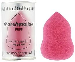 Voňavky, Parfémy, kozmetika Hubka na make-up - Too Cool For School Marshmallow Puff Pink