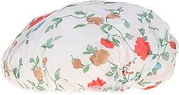 Voňavky, Parfémy, kozmetika Sprchová čiapka, 9298, červené kvety - Donegal Shower Cap