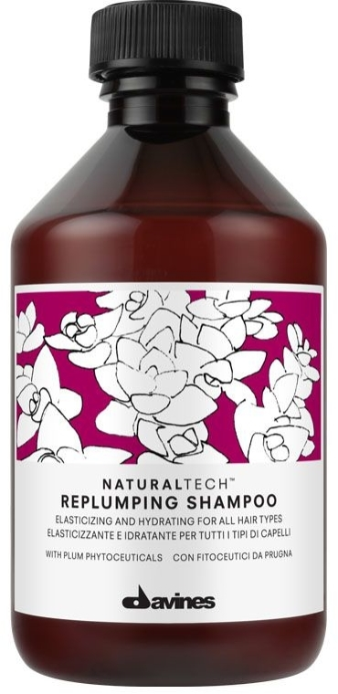 Texturujúci šampón - Davines Replumping Shampoo