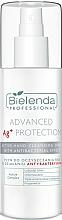 Voňavky, Parfémy, kozmetika Antibakteriálna tekutina na ruky - Bielenda Professional Advanced Ag+ Protection