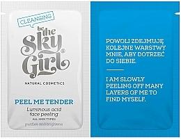 Voňavky, Parfémy, kozmetika Peeling na tvár - Be The Sky Girl Super Star Peel Me Tender