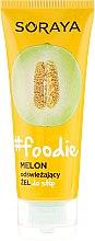 Voňavky, Parfémy, kozmetika Hydratačná pena na nohy - Soraya Foodie Melon Mus
