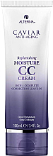 Voňavky, Parfémy, kozmetika Bezoplachový tepelne ochranný CC krém - Alterna Caviar Anti Aging Replenishing Moisture CC Cream