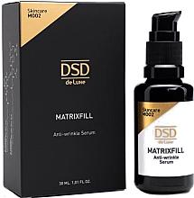 Voňavky, Parfémy, kozmetika Anti-aging sérum na tvár - Simone DSD De Luxe Matrixfill Anti-wrinkle Serum