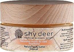 Voňavky, Parfémy, kozmetika Olej na telo - Shy Deer Natural Body Butter