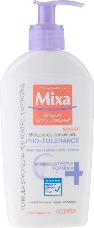 Mlieko na tvár - Mixa Pro-Tolerance Cleansing Milk