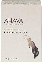 Voňavky, Parfémy, kozmetika Bahenné mydlo - Ahava Source Mud Soap