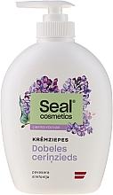 "Voňavky, Parfémy, kozmetika Krémové mydlo ""Orgován"" - Seal Cosmetics Cream Soap Limited Edition"