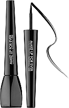 Voňavky, Parfémy, kozmetika Očná linka - Make Up For Ever Ink Liquid Eyeliner