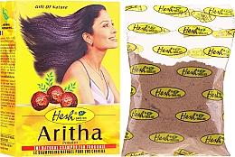 Voňavky, Parfémy, kozmetika Práškový šampón na vlasy - Hesh Aritha Powder Shampoo