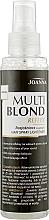 Voňavky, Parfémy, kozmetika Sprej na rozjasnenie vlasov - Joanna Multi Blond Spray
