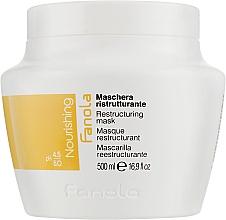 Voňavky, Parfémy, kozmetika Reštrukturalizačná maska pre suché vlasy - Fanola Nutri Care Restructuring Mask