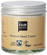 """Voňavky, Parfémy, kozmetika Krém na ruky """"Mandle"""" - Fair Squared Almond Hand Cream"""