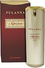 Voňavky, Parfémy, kozmetika Multiregeneračný nočný krém na tvár - Pulanna Golden Root Multi-Regeneration Night Cream