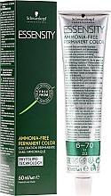 Voňavky, Parfémy, kozmetika Starostlivé permanentné krémové farbivo - Schwarzkopf Professional Essensity Permanent Colour
