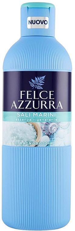 Sprchový gél - Felce Azzurra Sea Salt Body Wash