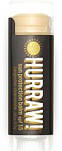 """Voňavky, Parfémy, kozmetika Balzam na pery """"Ochrana pred slnkom"""" - Hurraw! Sun Protection Lip Balm SPF15 Limited Edition"""