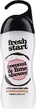 Voňavky, Parfémy, kozmetika Sprchový gél - Xpel Marketing Ltd Fresh Start Coconut & Lime Shower Gel