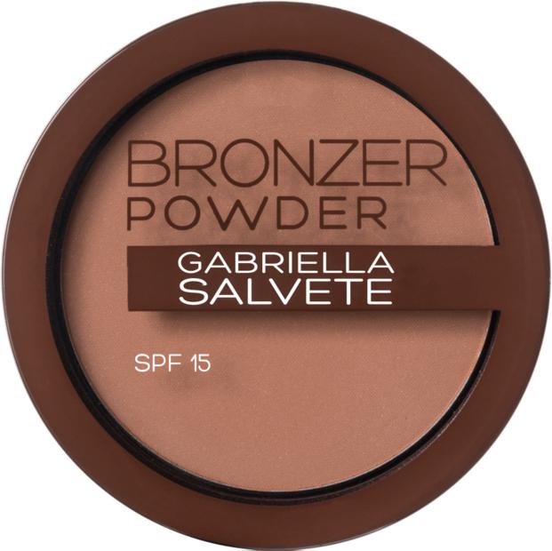 Bronzer-prášok - Gabriella Salvete Bronzer Powder SPF15