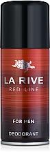 Voňavky, Parfémy, kozmetika La Rive Red Line - Deodorant