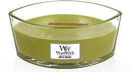 Voňavky, Parfémy, kozmetika Vonná sviečka v pohári - WoodWick Candle Elipsa Apple Basket