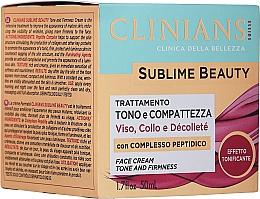Voňavky, Parfémy, kozmetika Liftingový krém pre zrelú pleť - Clinians Age Beauty Cream