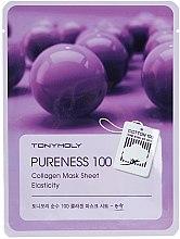 Voňavky, Parfémy, kozmetika Textilná maska s kolagénom - Tony Moly Pureness 100 Collagen Mask Sheet