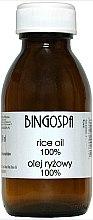 Voňavky, Parfémy, kozmetika Rýžové máslo 100% - BingoSpa