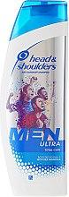 Voňavky, Parfémy, kozmetika Šampón proti lupinám - Head & Shoulders Men Ultra Total Care Football Fans Edition