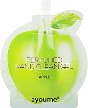 Voňavky, Parfémy, kozmetika Antiseptický krém na ruky Jablko - Ayoume Perfumed Hand Clean Gel Apple