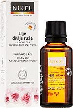 Voňavky, Parfémy, kozmetika Divoký ružový olej - Nikel Wild Rose Oil