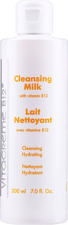 Čistiace mlieko na tvár - Vitacreme B12 Cleansing Milk — Obrázky N1