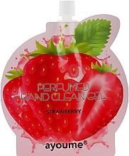 Voňavky, Parfémy, kozmetika Sprchový gél Jahoda - Ayoume Perfumed Hand Clean Gel Strawberry