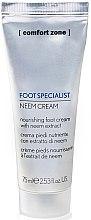 Voňavky, Parfémy, kozmetika Výživný krém pre nohy - Comfort Zone Foot Specialist Neem Cream