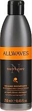 Voňavky, Parfémy, kozmetika Kondicionér na poškodené vlasy - Allwaves Nutri Care Regenerating conditioner