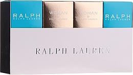 Voňavky, Parfémy, kozmetika Ralph Lauren Mini Gift Set For Women - Sada (edt/2x7ml + edp/2x7ml)
