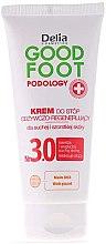 Voňavky, Parfémy, kozmetika Krém na nohy vyživový a regeneračný - Delia Good Foot Conditioning Regenerating Foot Cream