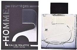Voňavky, Parfémy, kozmetika Courreges Homme - Toaletná voda