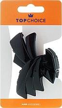 Voňavky, Parfémy, kozmetika Štipec na vlasy, čierny - Top Choice Hair Claw Clip 25549