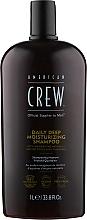 Voňavky, Parfémy, kozmetika Hĺbkovo zvlhčujúci šampón - American Crew Daily Deep Moisturizing Shampoo
