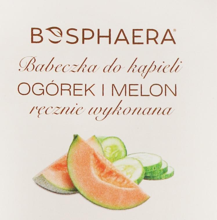 """Kúpeľová bomba """"Uhorka a dyňa"""" - Bosphaera"""