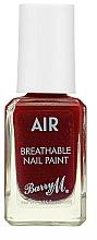 Voňavky, Parfémy, kozmetika Lak na nechty - Barry M Air Breathable Nail Paint