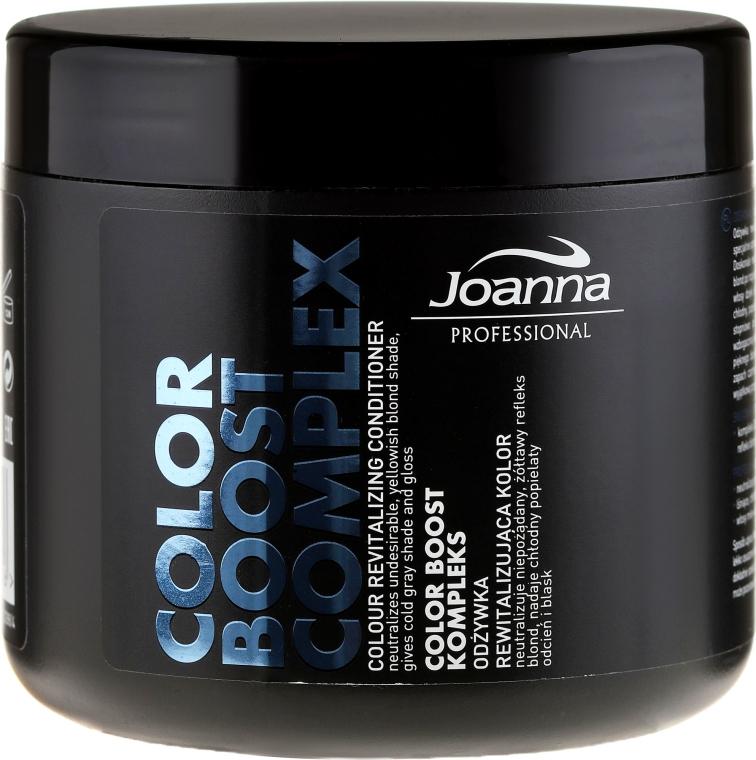 Revitalizačný kondicionér pre blond a šedivé vlasy - Joanna Professional Color Revitalizing Conditioner