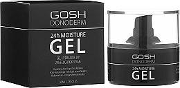 Voňavky, Parfémy, kozmetika Hydratačný gél - Gosh Donoderm 24h Moisture Gel Prestige