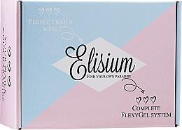 Voňavky, Parfémy, kozmetika Sada - Elisium Diamond Maxi (liquid/5*15ml + powder/3*23g)