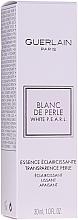 Voňavky, Parfémy, kozmetika Bieliaca esencia - Guerlain Blanc De Perle Whitening Essence