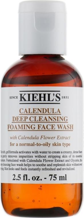 Čistiaca gélová pena z nechtíka - Kiehl`s Calendula Deep Cleansing Foaming Face Wash