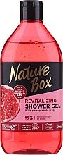 Voňavky, Parfémy, kozmetika Sprchový gél - Nature Box Pomegranate Oil Shover Gel