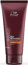 Voňavky, Parfémy, kozmetika Kondicionér pre teplé červené a medené odtiene - Wella Professionals Invigo Color Recharge Warm Red Conditioner