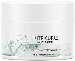 Voňavky, Parfémy, kozmetika Intenzívna výživná maska pre kučeravé vlasy - Wella Professionals Nutricurls Mask